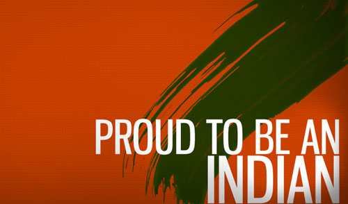essay on why you are proud to be an indian I proud to be an indian is a 2004 indian hindi action film written and directed by  puneet sira and produced by sohail khan the film, about racism against.