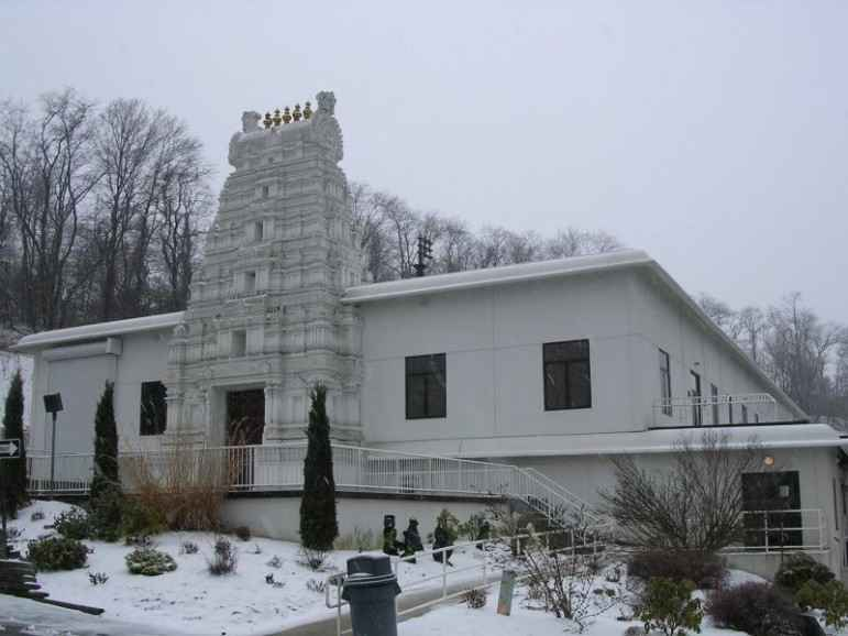 THE SRI VENKATESWARA TEMPLE, PITTSBURGH, U.S.A.