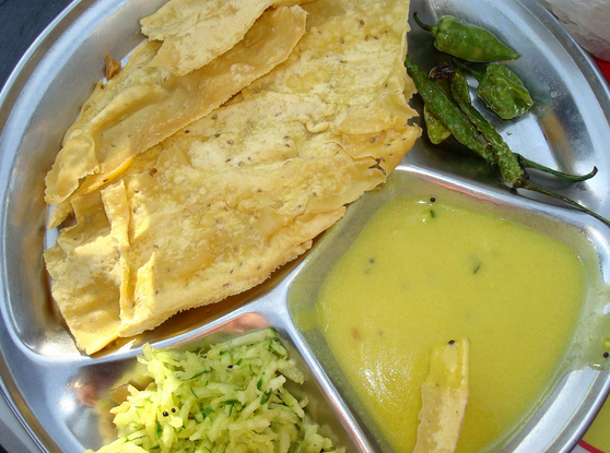 Gujrati Food