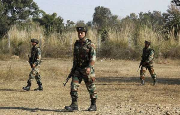 indian-army on-border