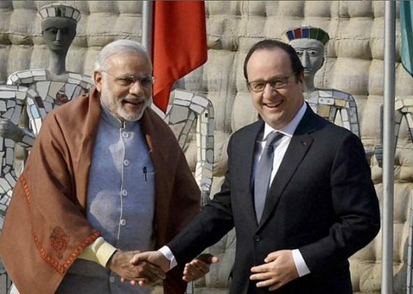राफेल डील पर हुए खुलासे के बाद फ्रांस सरकार ने दिया ये बयान